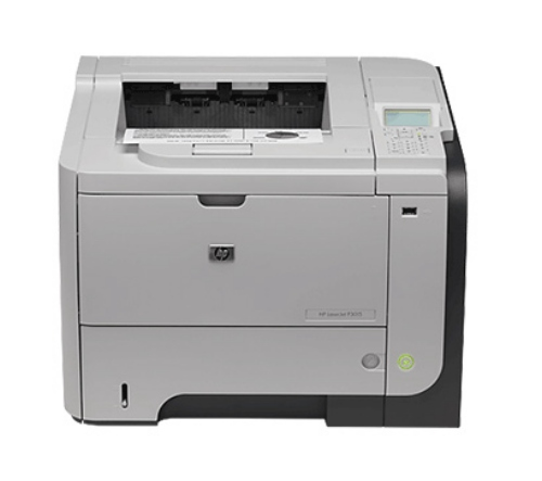 HP P3015dn黑白激光打印机